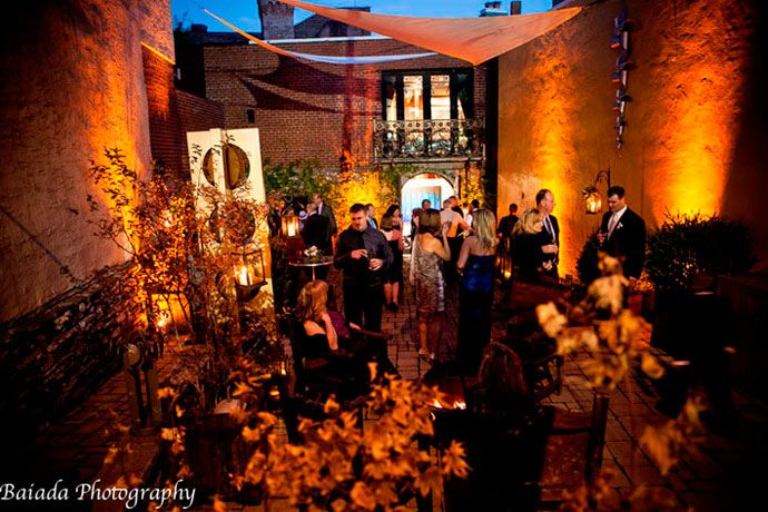 Artesano Iron Works Philadelphia Wedding Philly Weddings Venues