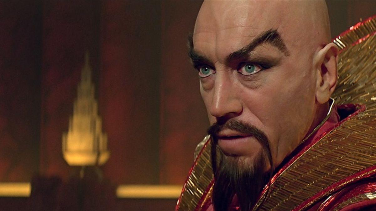 Emperor Ming The Merciless Max Von Sydow Flash Gordon 1980 Flash Gordon Iconic Movies 1980 S Movies