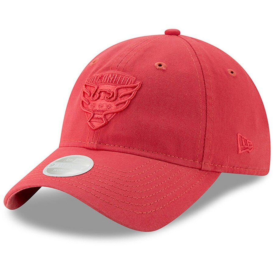reputable site cd462 47fea Women s D.C. United New Era Coral Core Classic Tonal 9TWENTY Adjustable Hat,  Your Price