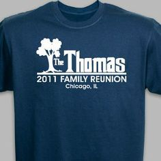 family reunion shirt ideas - Google Search | Family Reunion ...