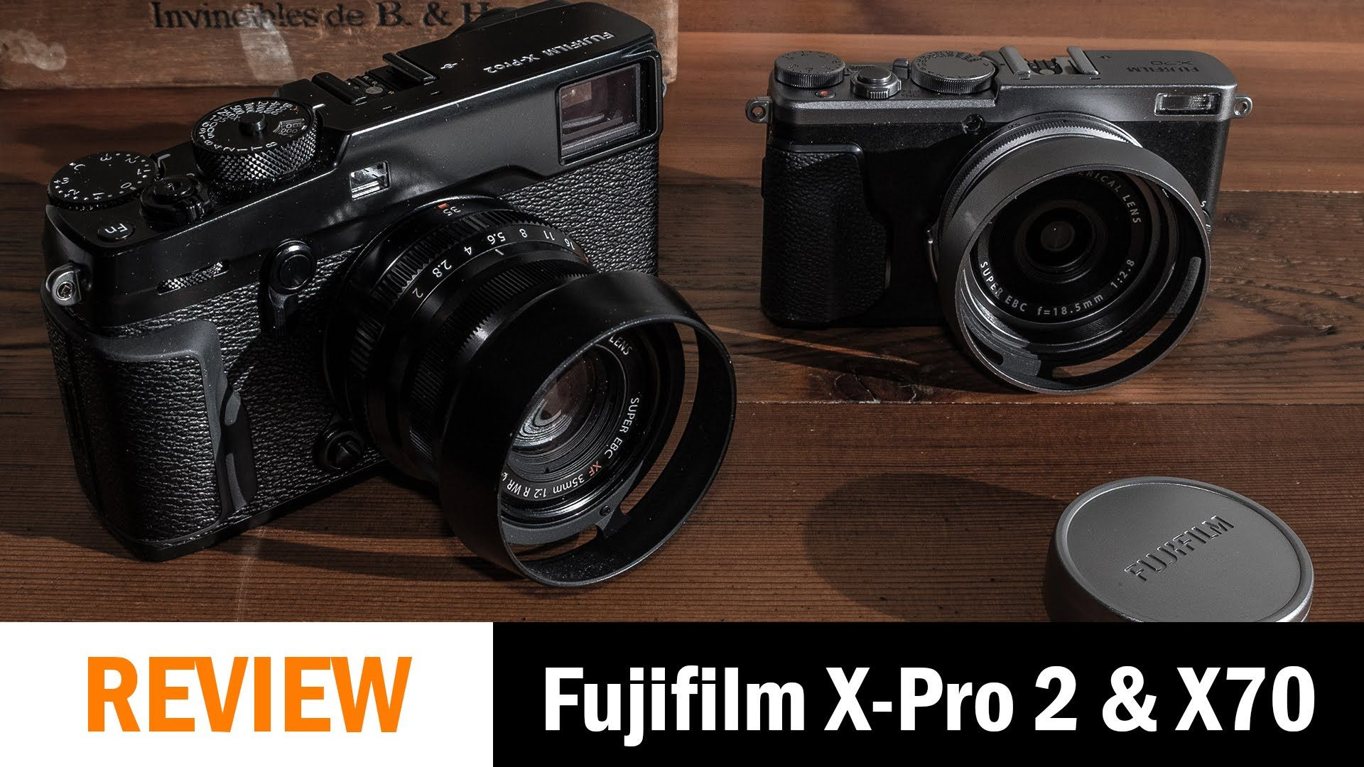 This is my midpoint review of both the X-Pro 2 and the X70