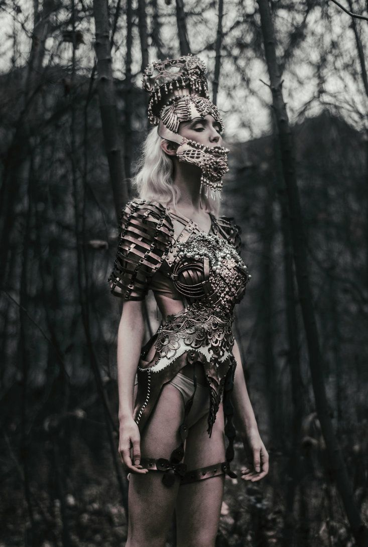 forest lady (costume) by AgnieszkaOsipa on DeviantArt