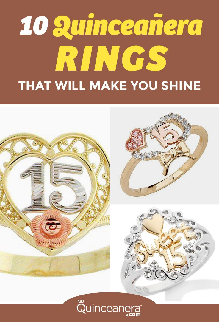 with yellow heart zirconia anos cubic rings sweet amazon dp jewelry gold com quinceanera ring