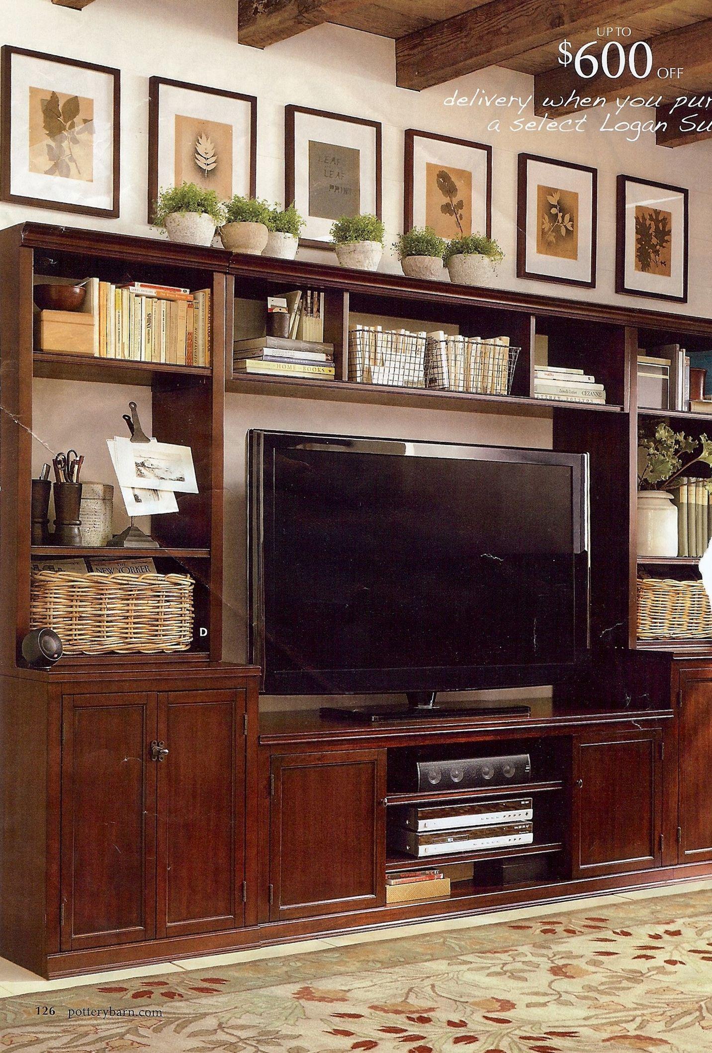 Family Room Living Entertainment