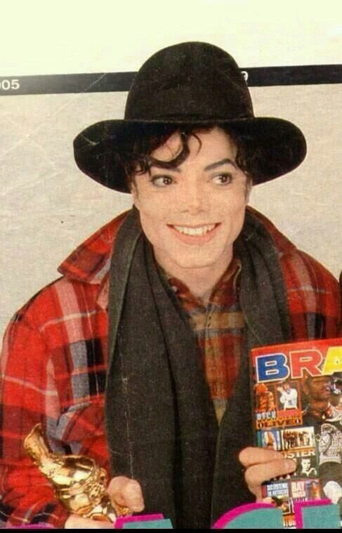 Michael ... Cute Hat