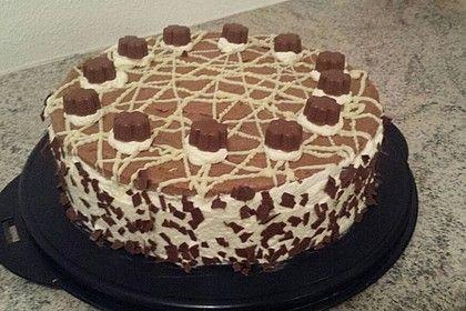 Milka Torte Mit Bananen Kuchen Kuchen