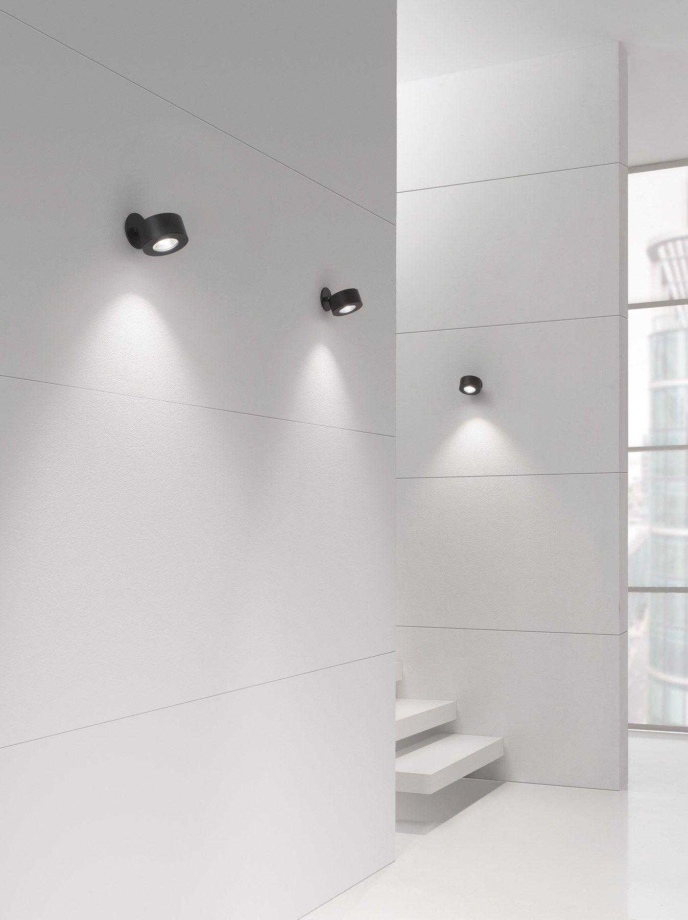 Favilla Semi Inset Spotlight By Axolight Design Manuel Vivian