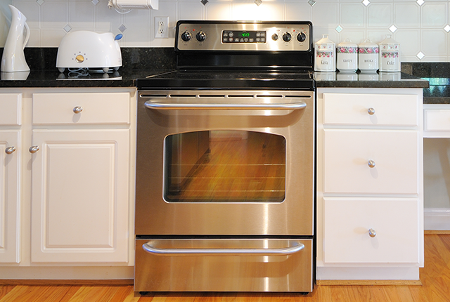 You Re Probably Using The Drawer Under Your Oven Wrong Kitchen Remodel Checklist Cheap Kitchen Remodel Simple Kitchen Remodel
