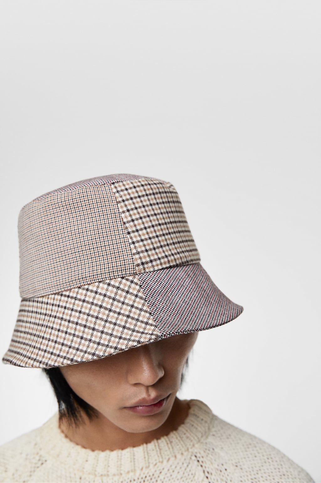 Gorro Lluvia Patchwork Ultima Semana Hombre Zara Mexico In 2021 Fashion Hats Oxfam