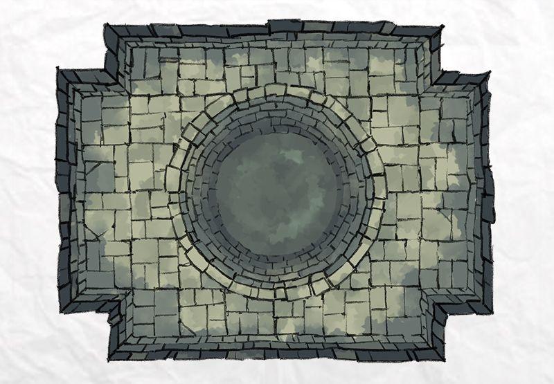 Dungeon Dungeons, dragons art