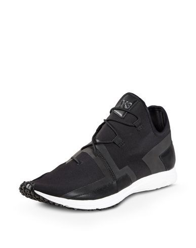 Y-3 Men's Low-tops & sneakers Black ...
