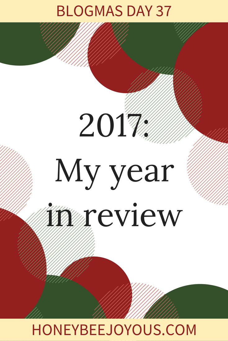 2017 My year in review Christmas playlist, Kindness