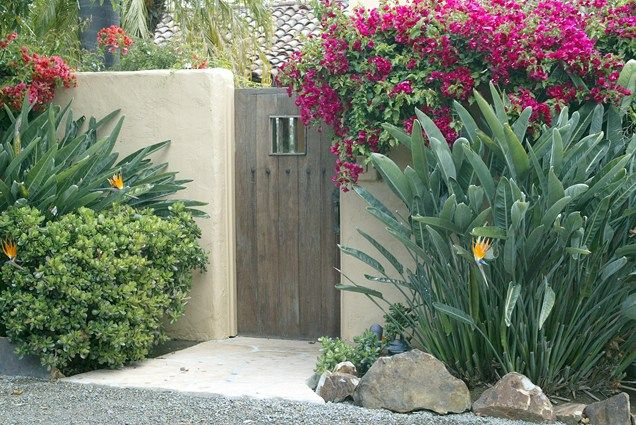 Key West Backyard Design | Tropical Landscaping - Calimesa ...