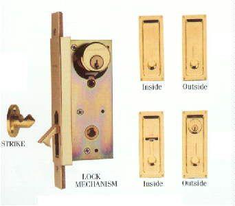 Pocket Door Lock Baldwin Pocket Door Lock Pocket Doors Door Locks