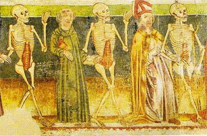 CINE Y ARTE. La presencia de la muerte en el arte medieval y su influencia en 'El séptimo sello' de Ingmar Bergman - ENFILME.COM
