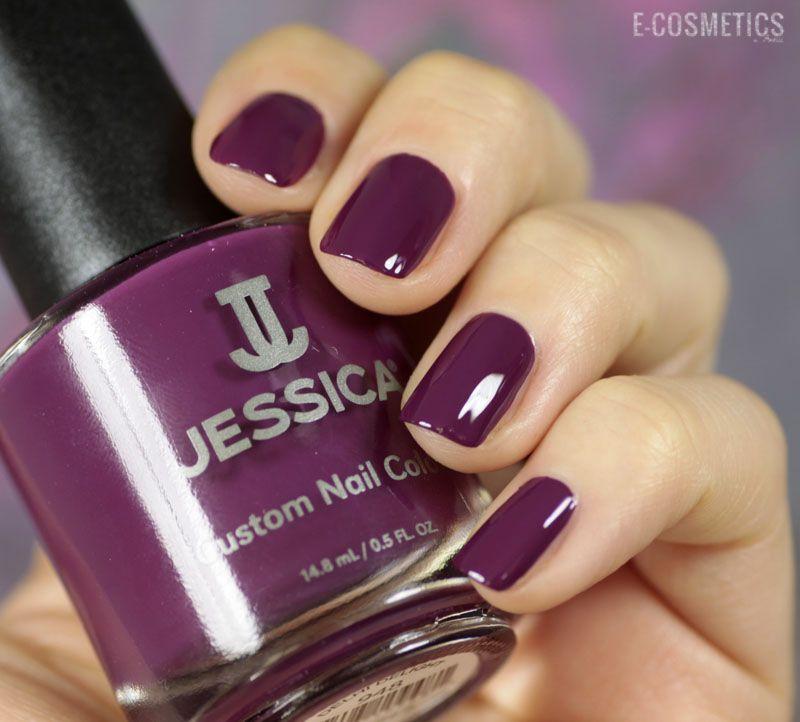 Jessica Karma Collection in Delhi Delight | νυχια | Pinterest ...