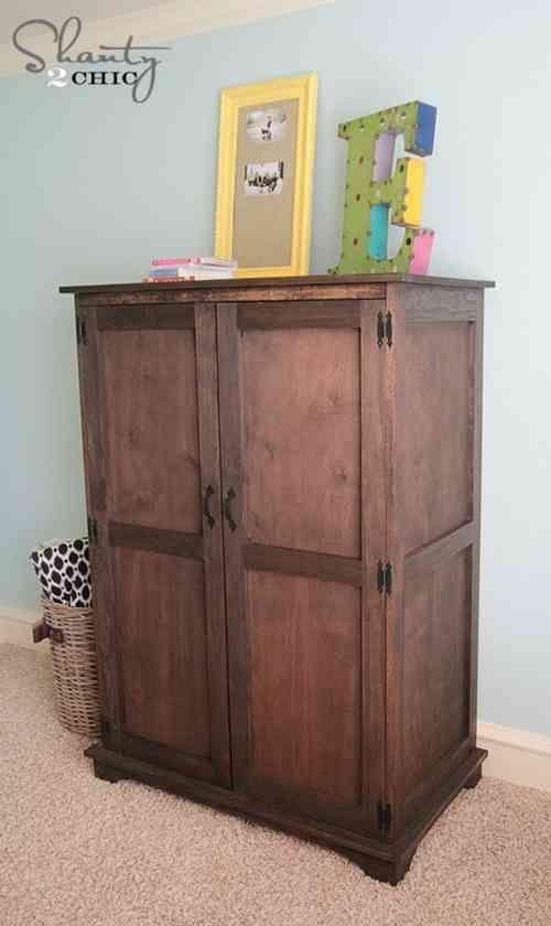 DIY meuble - 34 meubles à fabriquer soi-même pour votre intérieur
