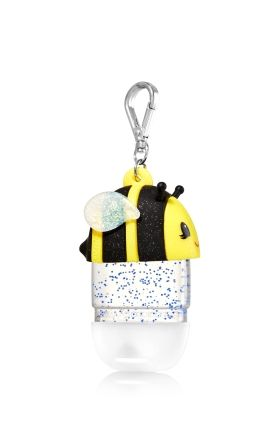 Bee Pocketbac Holder Bath Body Works Clean Hands Are The