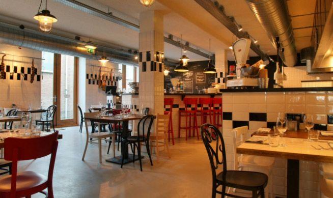 Keuken En Deli : Keuken restaurant deli utrecht bakery ideas