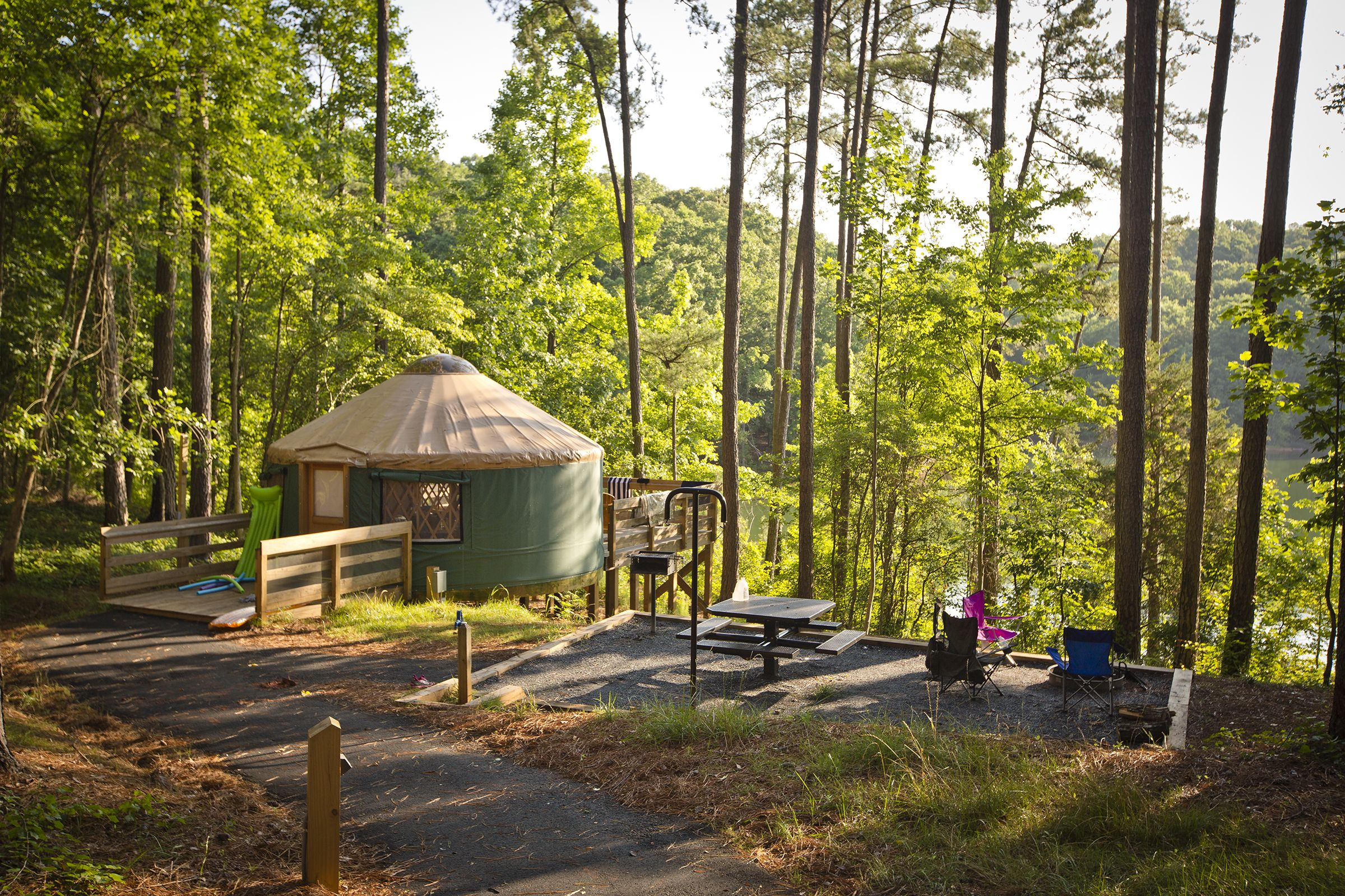Secret Camping Spots At Georgia State Parks Family