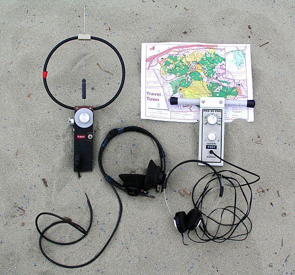 Loop Antenna Receiver Accessories Ardf Ham Radio