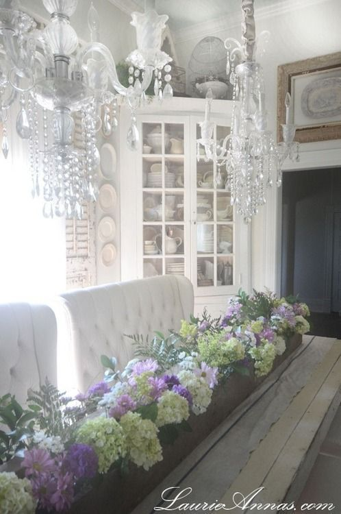 White shabby chic decoration - myshabbychicdecor.. - myshabbychicdecor...