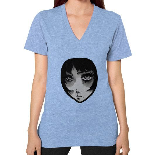Bueh BORED V-Neck (on woman)