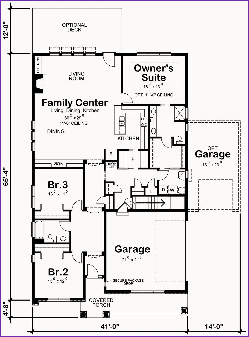 Lovely In Law House Plans 1 House Floor Plans With Mother In Law Suite Small House Floor Plans In Law House Basement House Plans