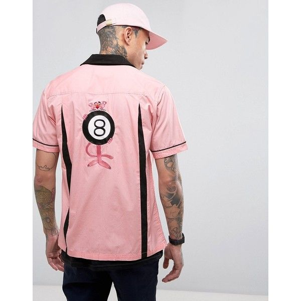 Jeansjacke pink panther