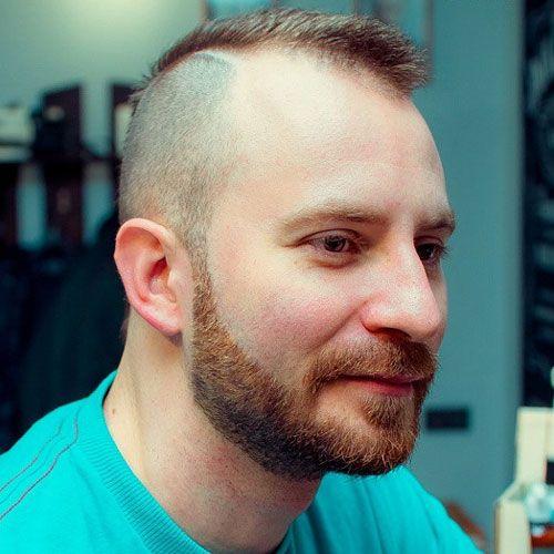 31+ Mens haircuts for balding crown ideas