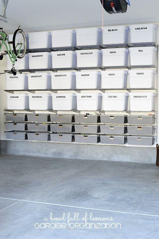 container store garage storage