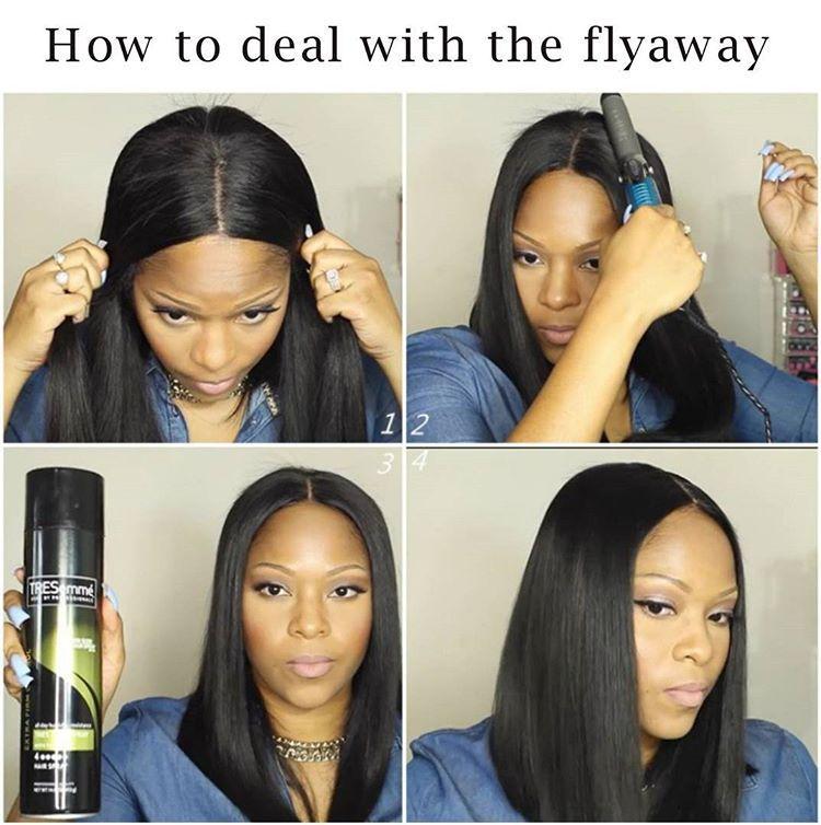 flyawaymyfirstwig wig fulllacewigstraight bobstyle