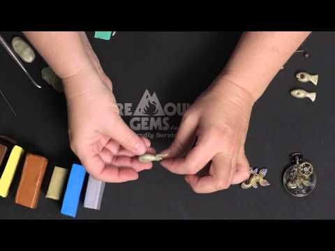 ▶ Creating a Polymer Clay Steampunk Fish - YouTube