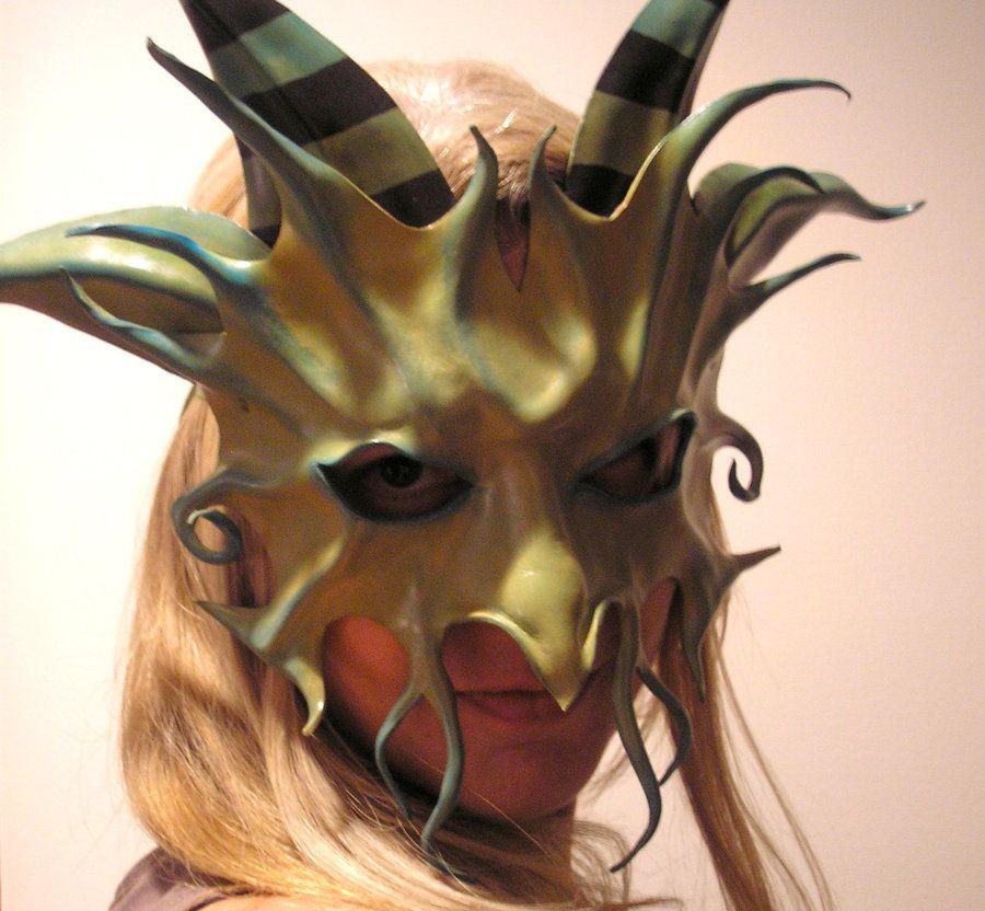 Custom made mask by Teonova by teonova