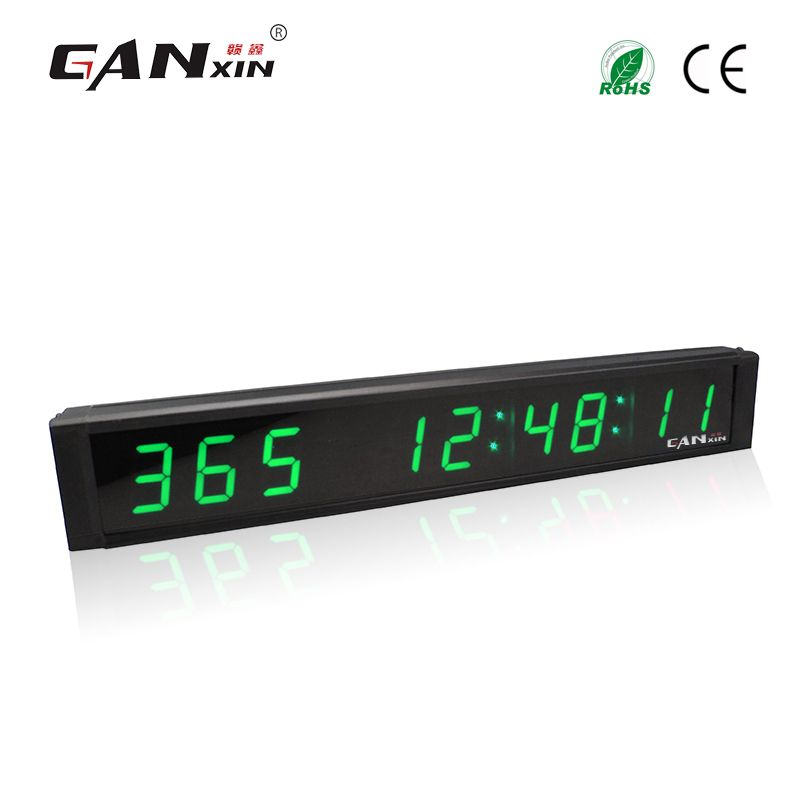 Led Wall Clock With Seconds