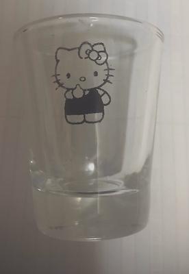 Hello Kitty Black Dress collectible souvenir shot glass  https://t.co/8oDqBaj99s https://t.co/Qy4wxyq6pX