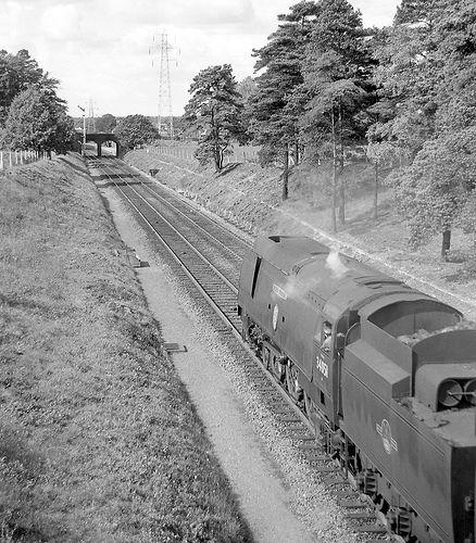 1964: Sir Winston in 2019 | Trains  Retro | Steam railway