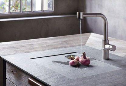 am nagement une cuisine pour famille nombreuse famille nombreuse viers et le repas. Black Bedroom Furniture Sets. Home Design Ideas