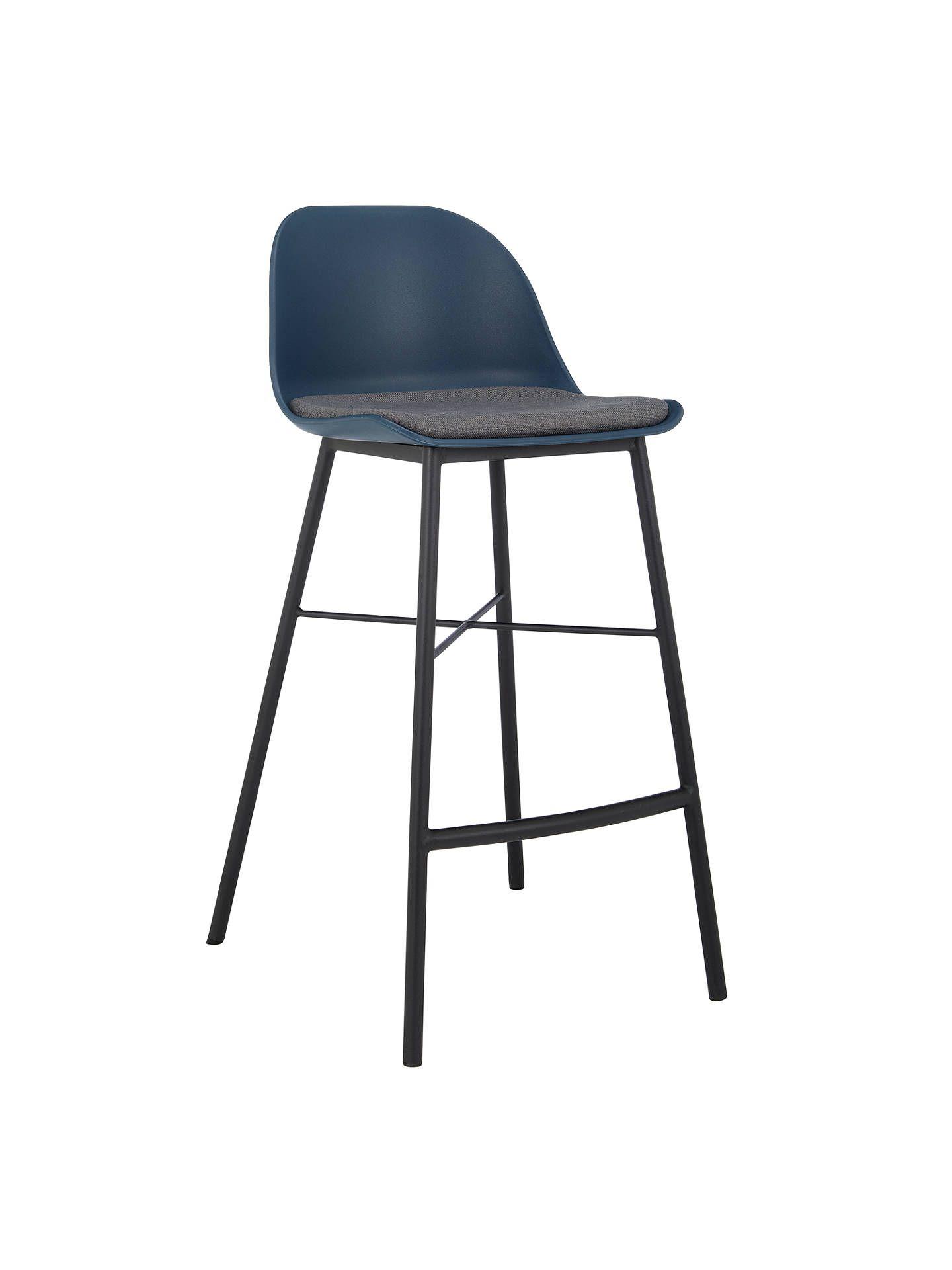 housejohn lewis whistler bar stool dusty green  bar