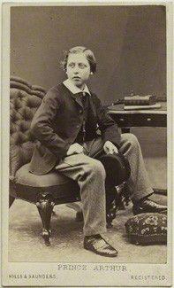 prince arthur, duke of connaught