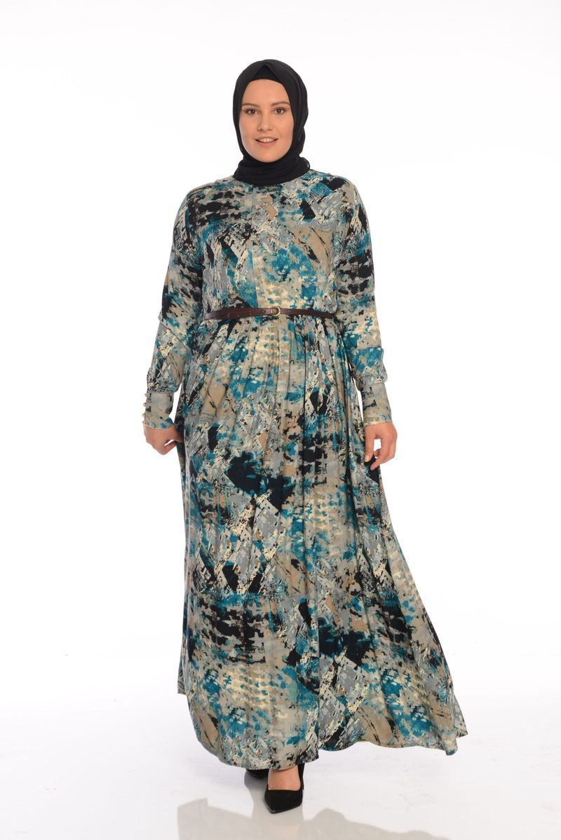 Humeyra Dress - Grey Multicolor in 2019 | Dress | Dresses ...