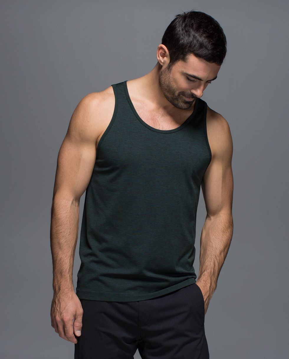 This Sweat-wicking, Anti-stink Tank Was Designed To Keep