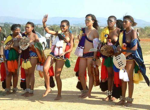 Swazi women