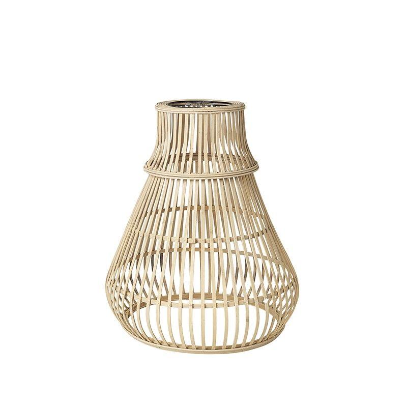 Drewniany Abażur Lampy Sufitowej Zamba M Broste Copenhagen