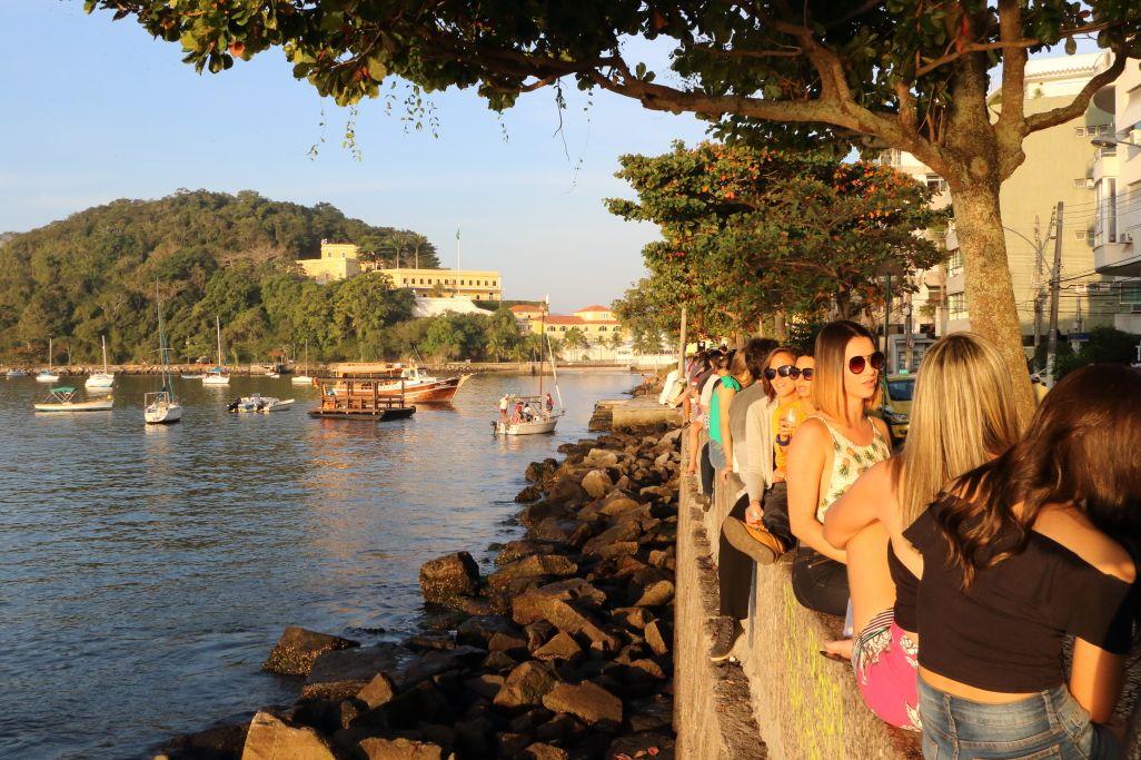 Mureta Da Urca Rio De Janeiro Rj Rio De Janeiro Viagens Rio