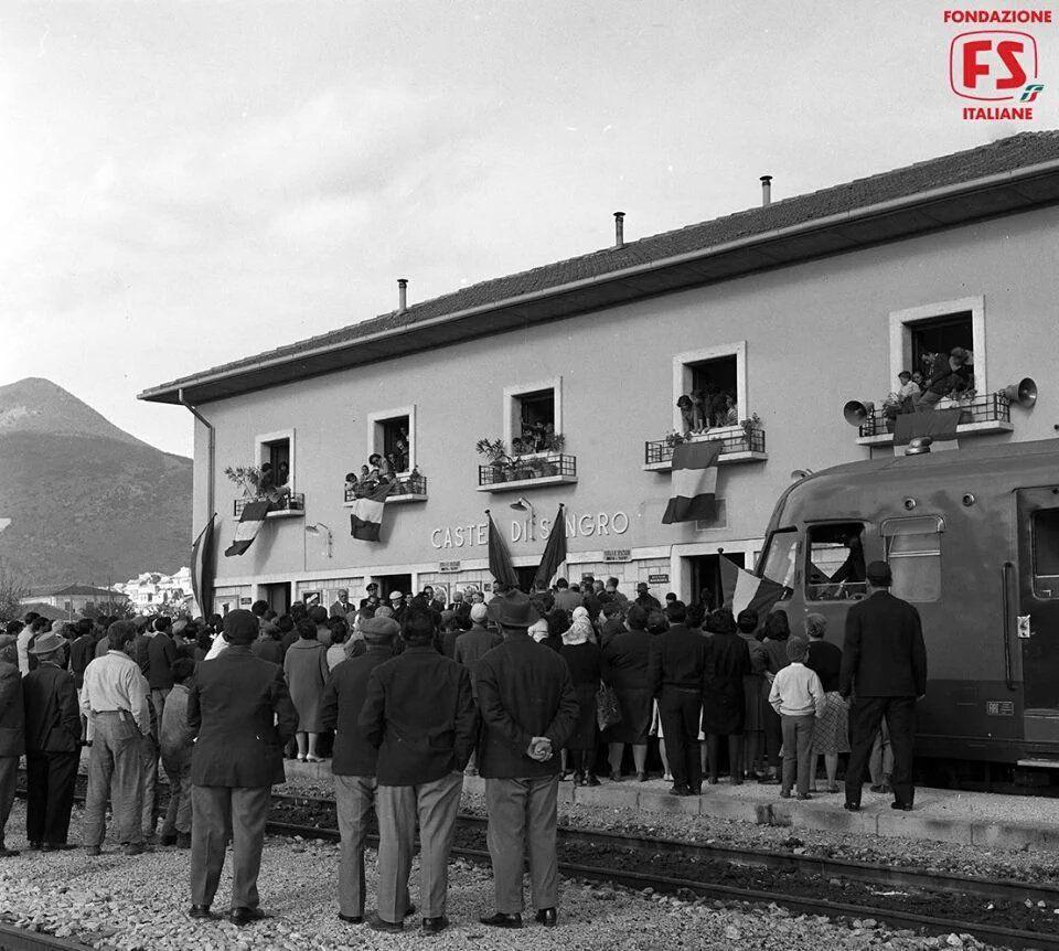 9/Nov/1960 inaugurazione dopoguerra