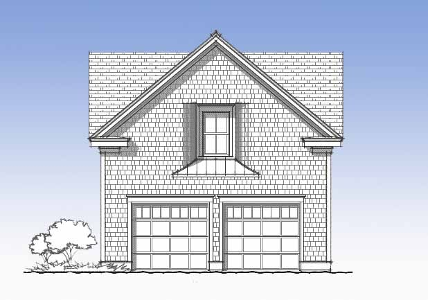 The Wright Carriage House - GMF+ Architects - House Plans GMF+ Architects – House Plans