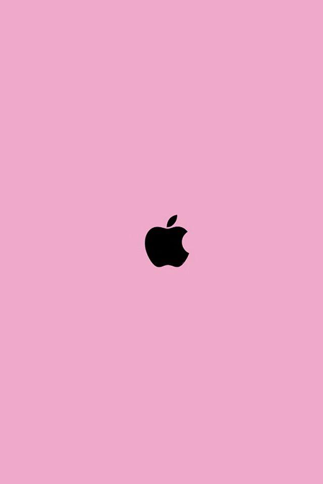 Iphone 6 Apple Logo Wallpaper Pink Fondo De Pantalla Rosado Para Iphone Fondo De Pantalla Para Telefonos Fondos Iphone Hd