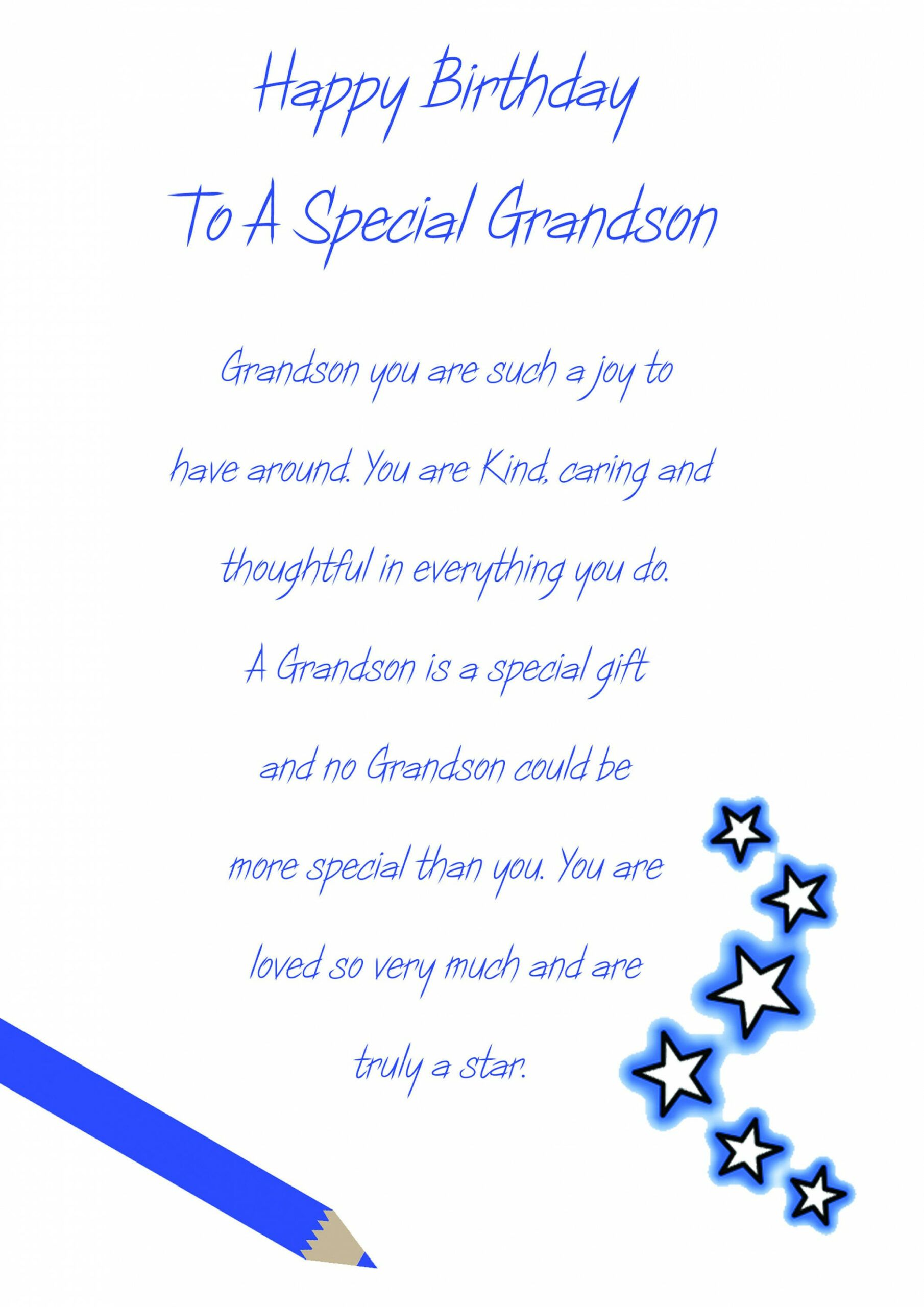 16 Custom Birthday Card Verses For Grandson Birthday Verses For Cards Birthday Verses Grandson Birthday Wishes