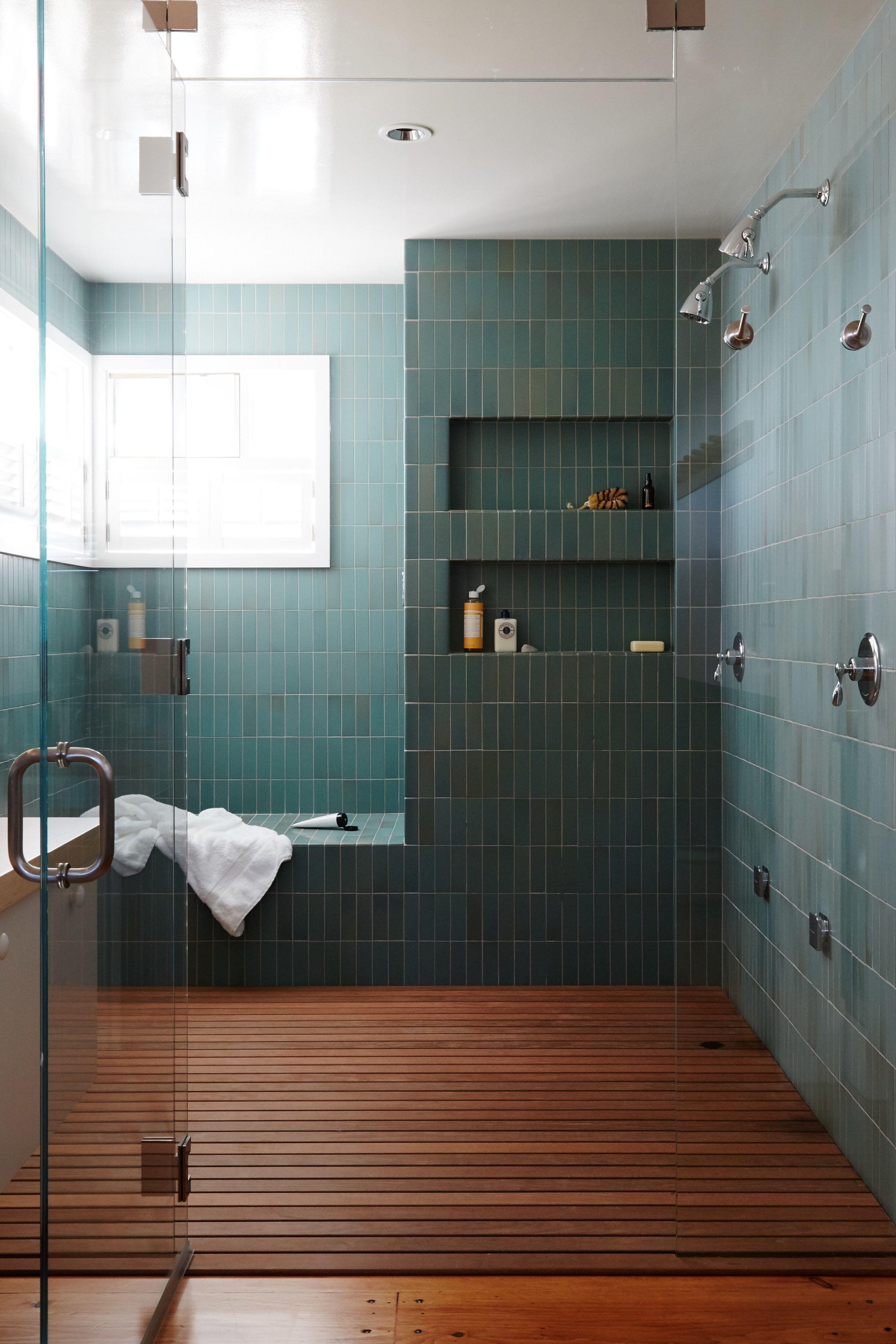 Heath Tile Specified For Steam Shower Idee Salle De Bain